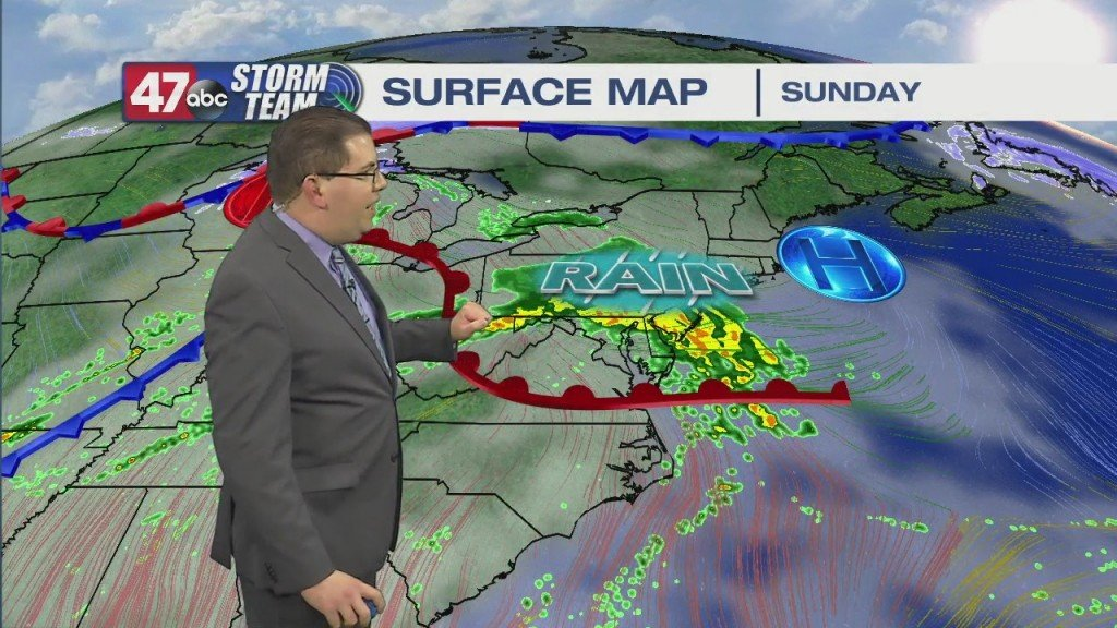 Morning Forecast Video 2.28.21