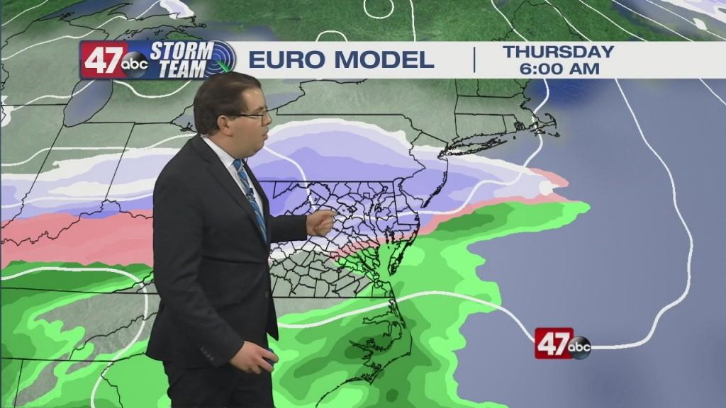 Overnight Forecast Video 2.7.21