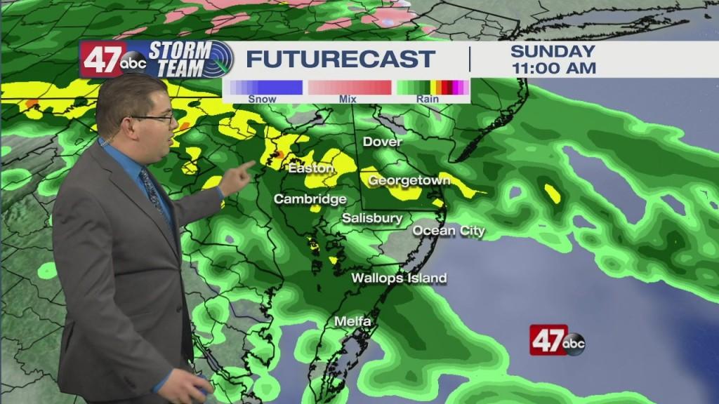 Overnight Forecast Video 2.26.21