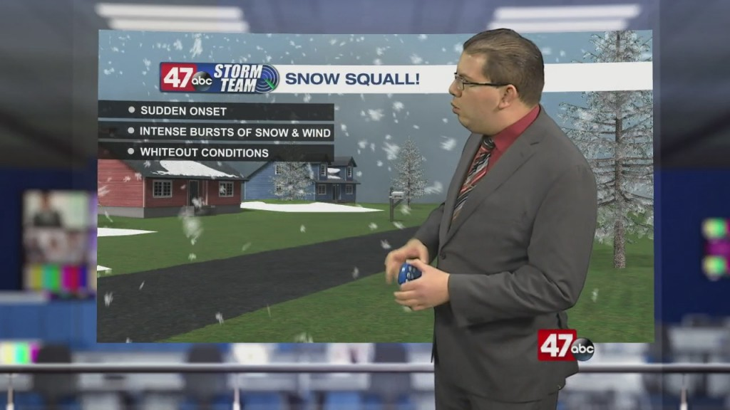 Weather Tidbits: Snow Squall