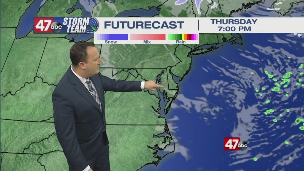 Evening Forecast Video 03.03.21