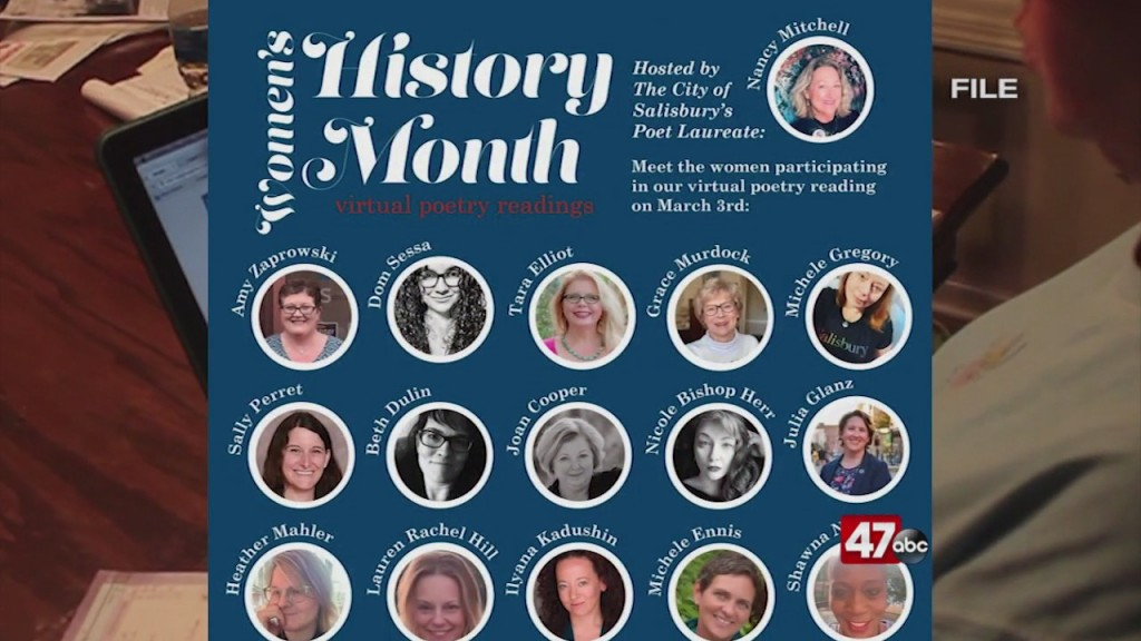 Honoring Women Through Poetry