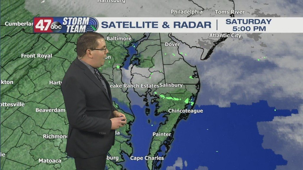 Evening Forecast Video 3.6.21