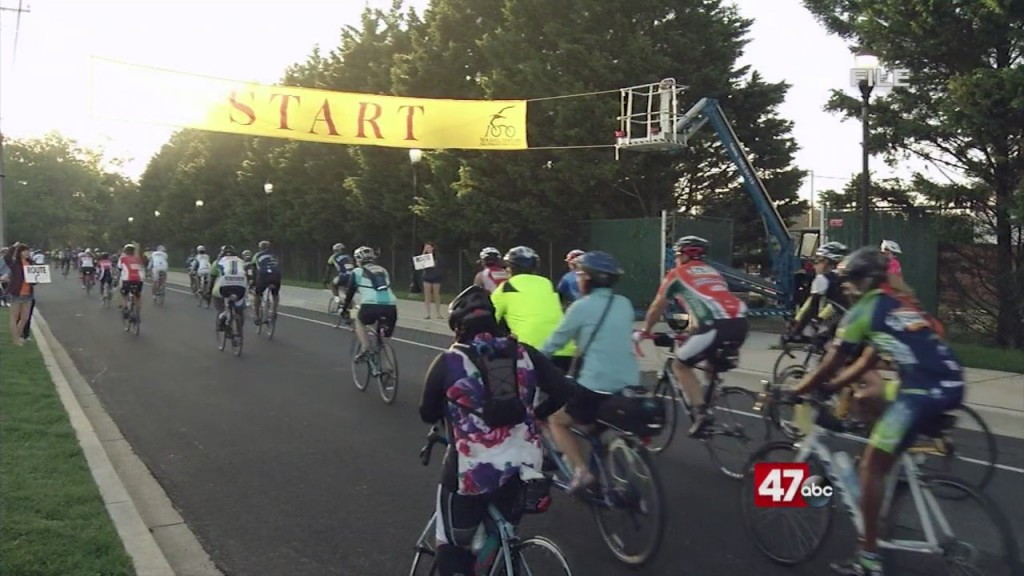Sea Gull Century Ride On For October