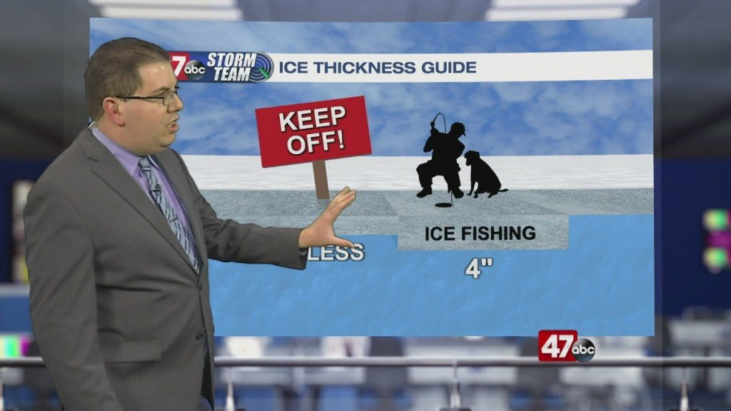 Weather Tidbits: Ice Thickness