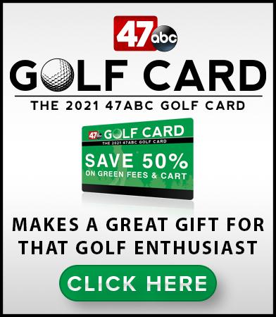 Golf 2021homepage