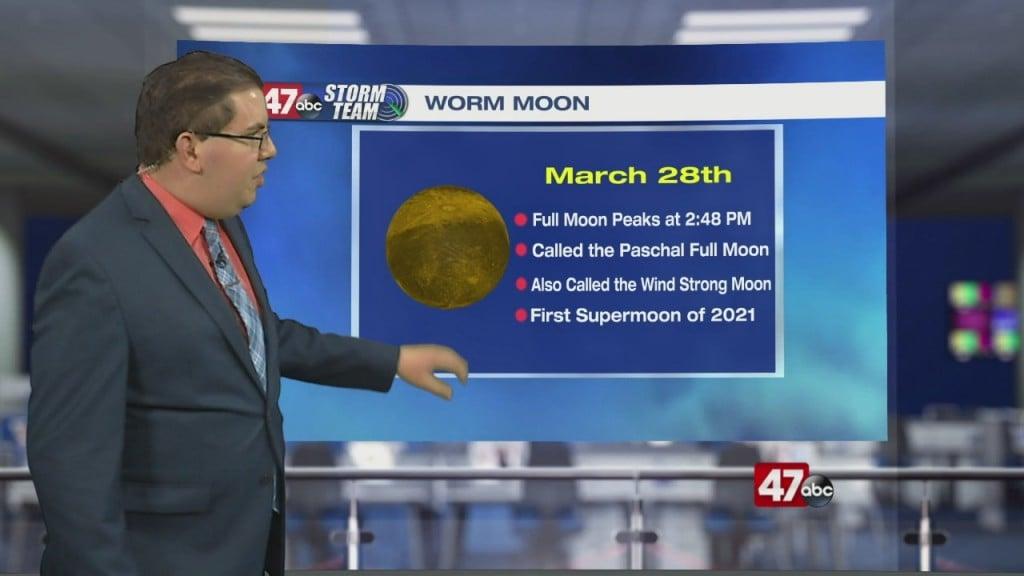 Weather Tidbits: Worm Moon