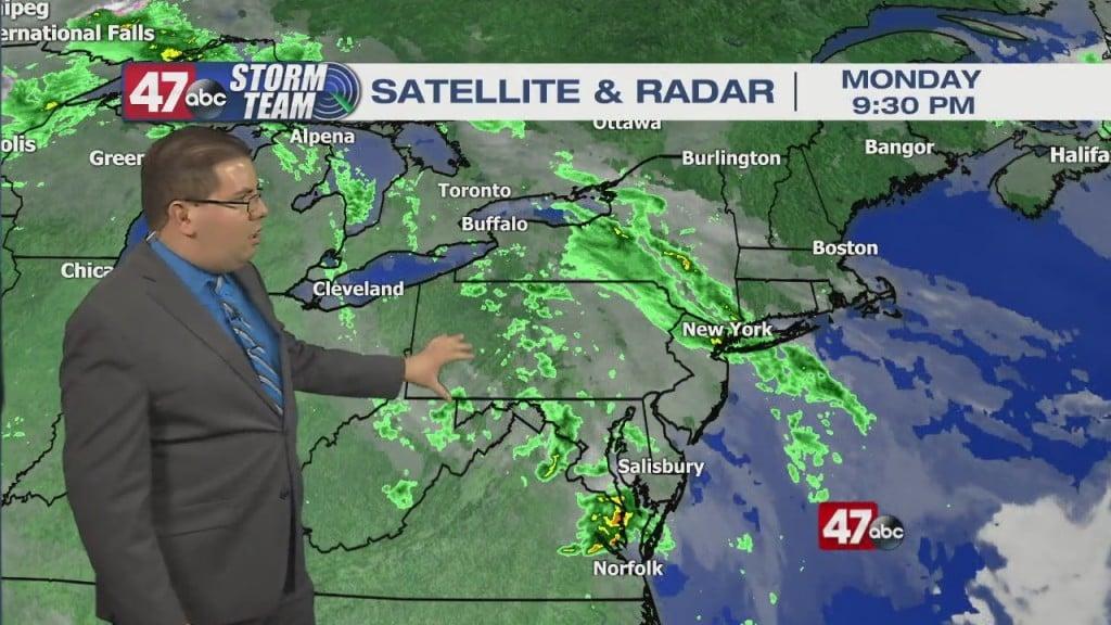 Overnight Forecast Video 4.12.21