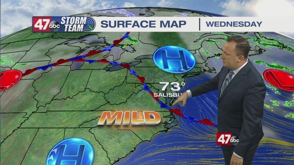 Evening Forecast Video 04.06.21