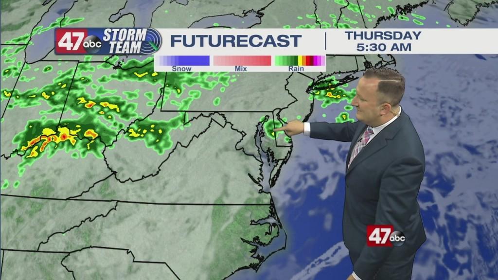 Evening Forecast Video 04.28.21