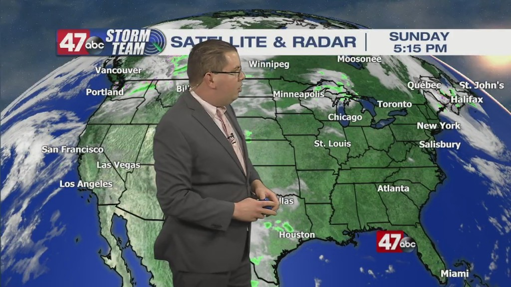 Evening Forecast Video 4.4.21