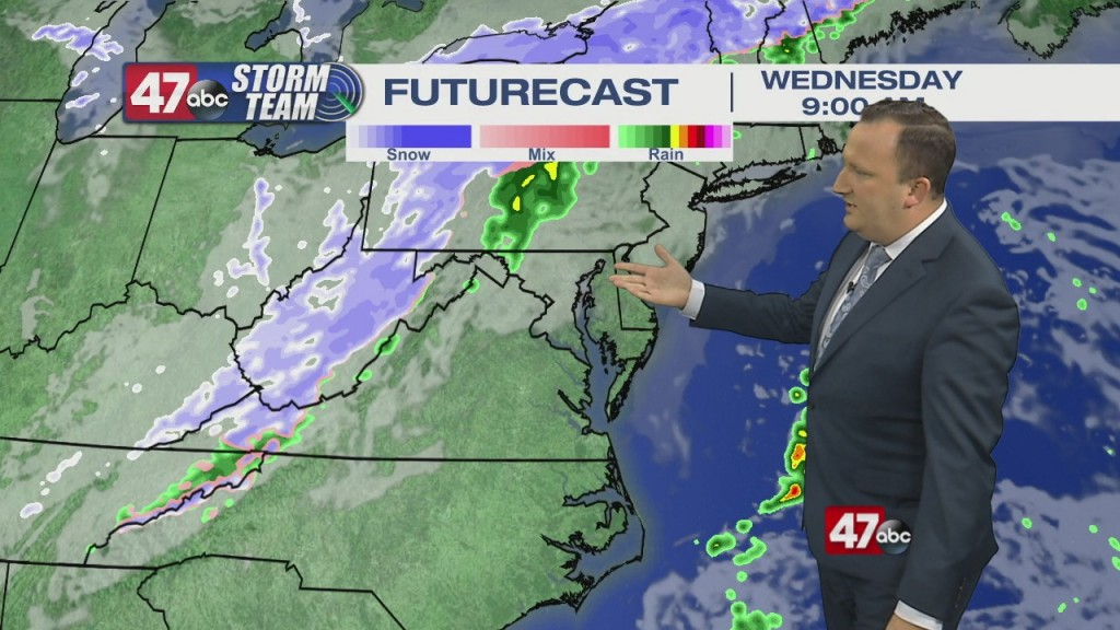 Evening Forecast Video 04.19.21