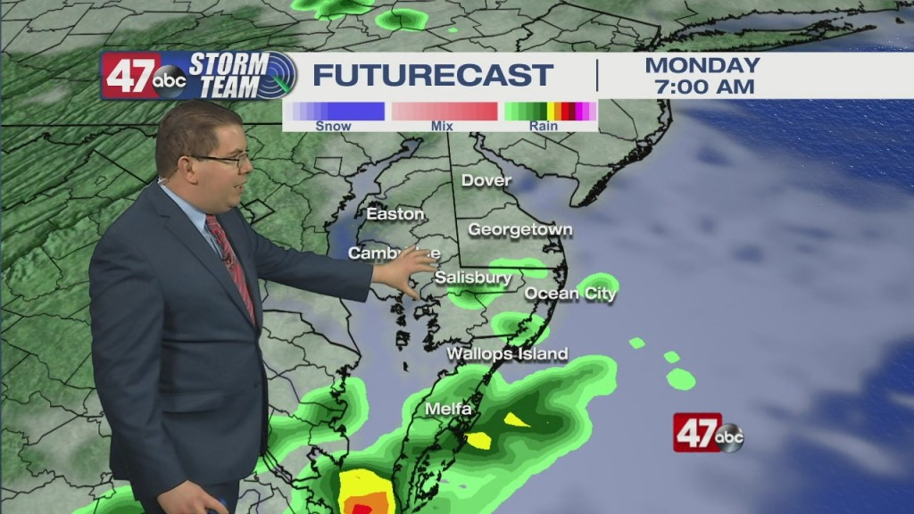 Morning Forecast Video 4.18.21