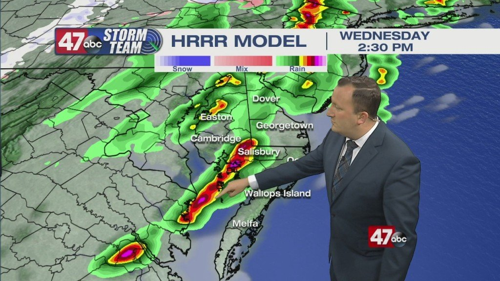 Evening Forecast Video 04.20.21