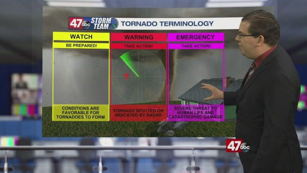 Weather Tidbits: Tornado Terminology
