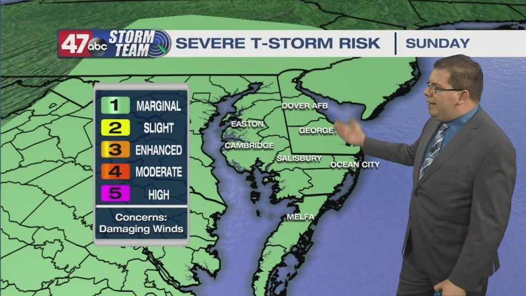 Morning Forecast Video 4.11.21