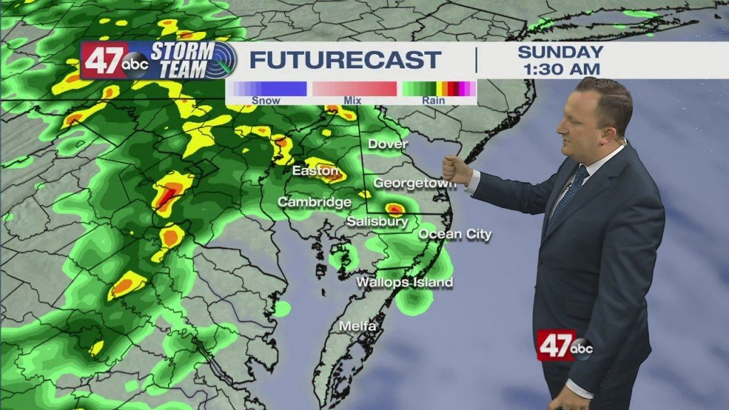 Evening Forecast Video 04.09.21
