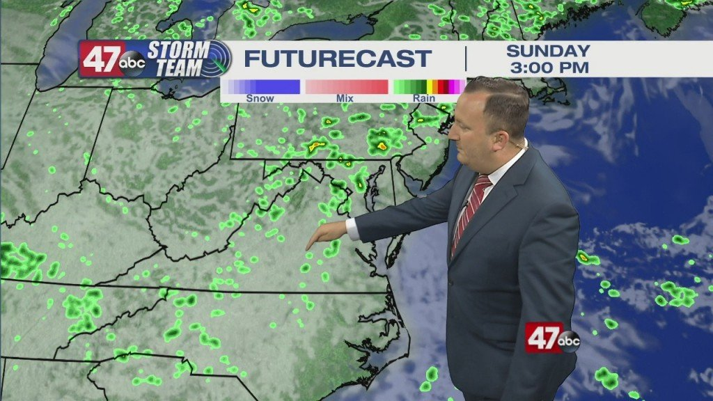 Morning Forecast Video 05.15.21
