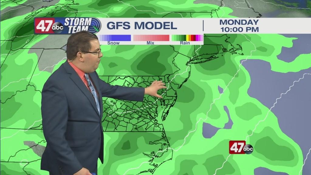 Evening Forecast Video 5.1.21