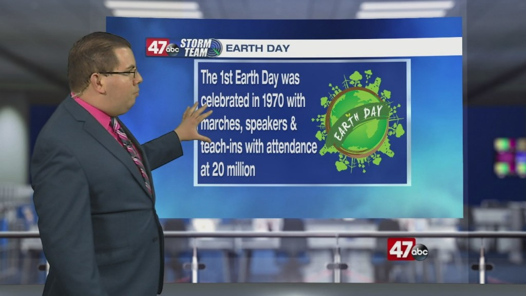 Weather Tidbits: Earth Day