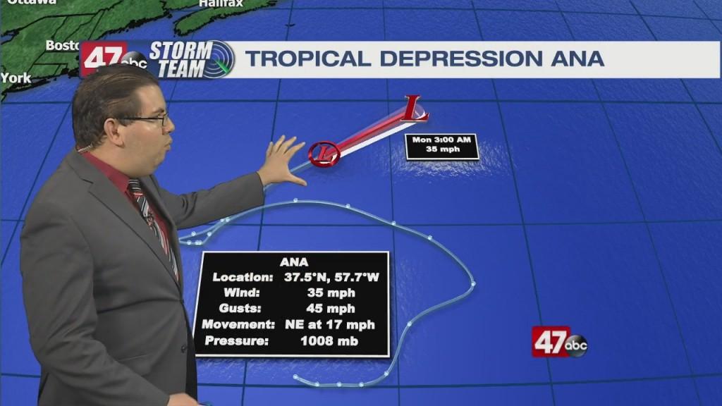 Evening Forecast Video 5.23.21