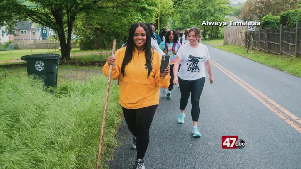 Walk To End Human Trafficking