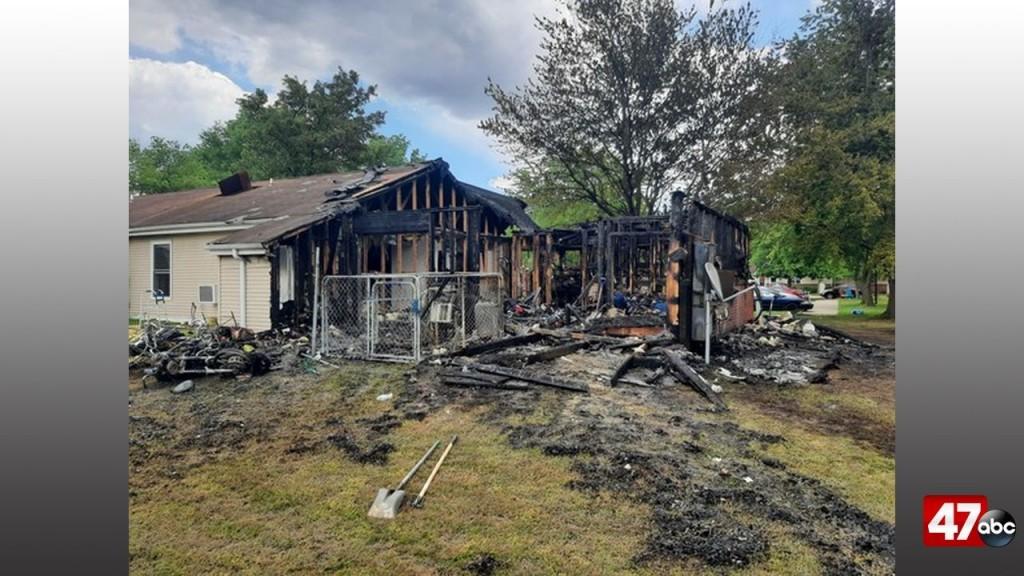 1280 Greensboro Apartment Fire