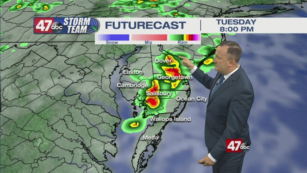 Evening Forecast Video 05.04.21