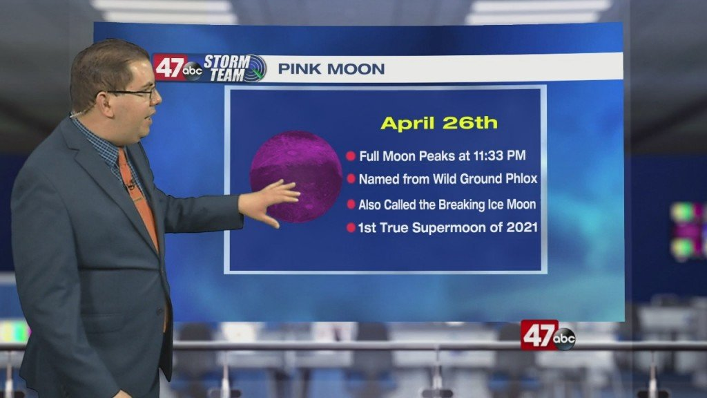 Weather Tidbits: Pink Moon