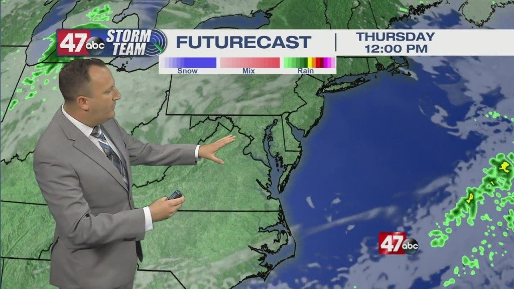 Evening Forecast Video 05.05.21