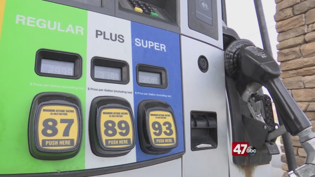 Cyber Attack Leads To High Gas Prices