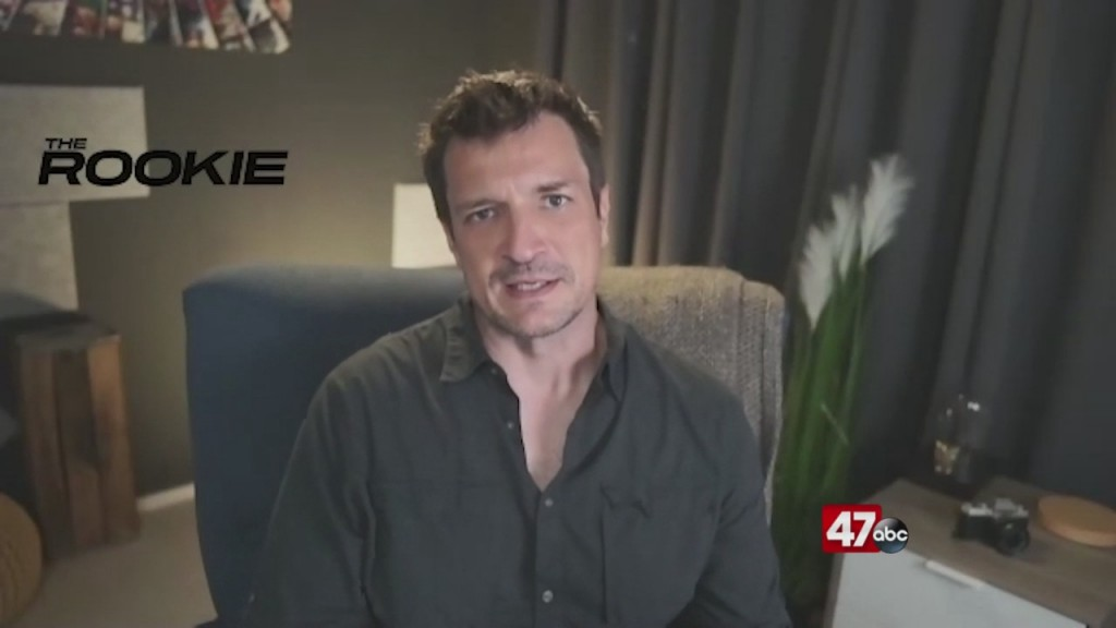 Nathan Fillion Interview 5.14
