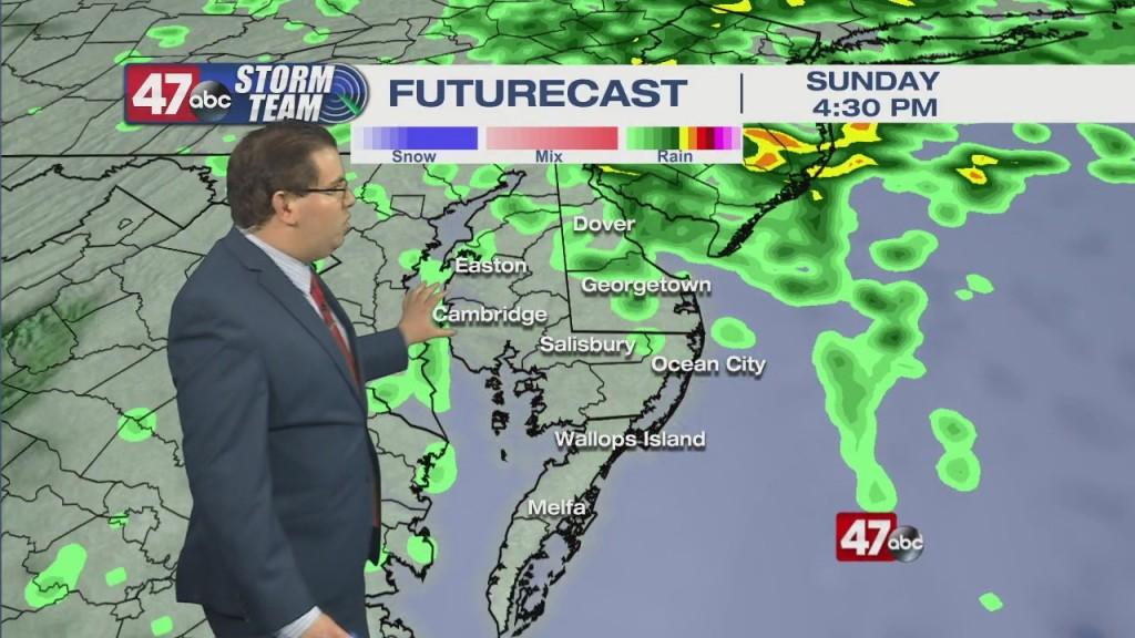 Evening Forecast Video 5.29.21