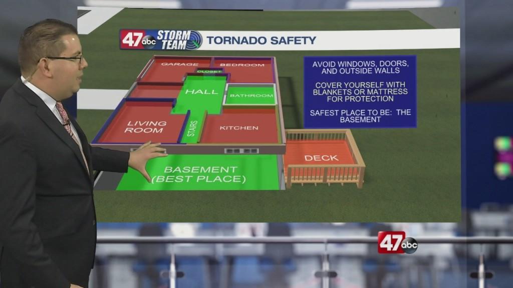 Weather Tidbits: Tornado Safety