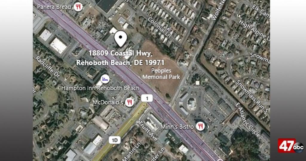 1280 Rehoboth Motel Robbery