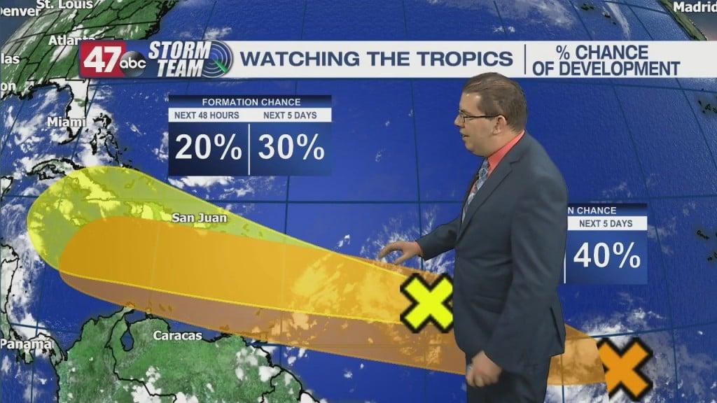 Evening Forecast Video 6.29.21