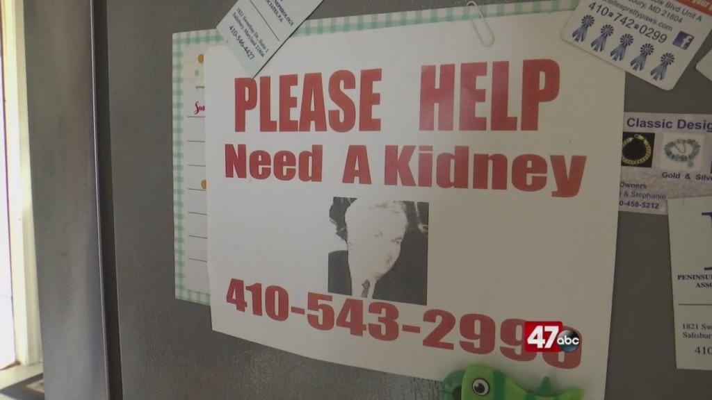 Local Man Needs Kidney