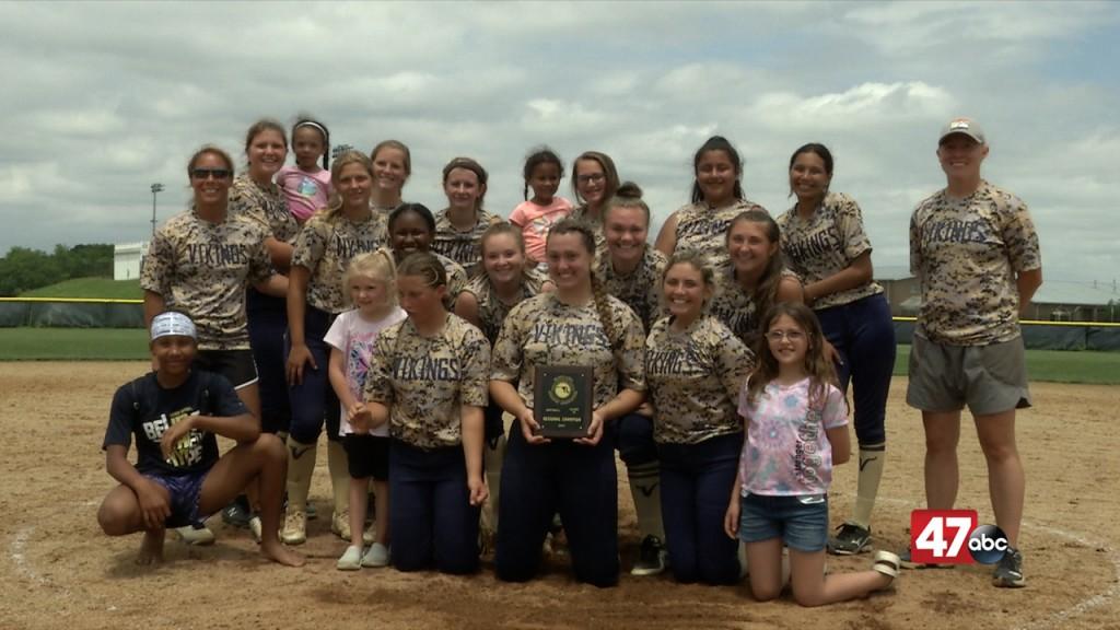 Csd Softball Takes Home Regional Title