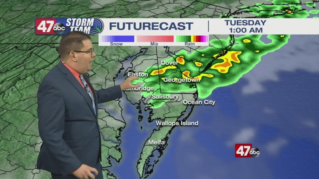 Evening Forecast Video 6.12.21