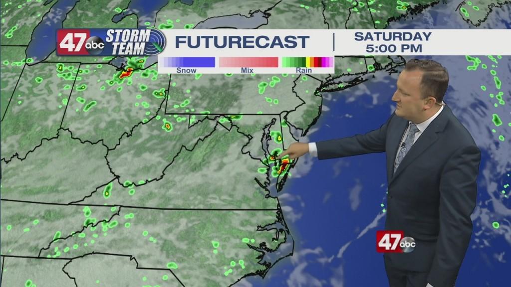 Evening Forecast Video 06.18.21