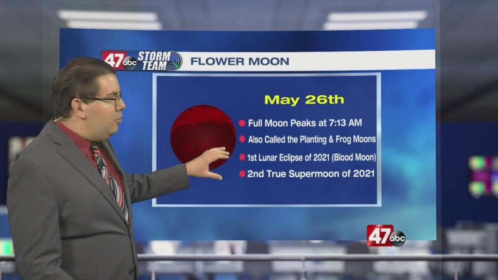 Weather Tidbits: Flower Moon