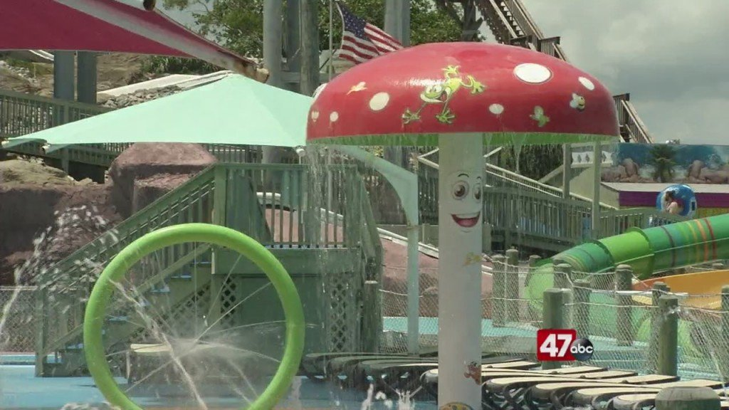 Water Park Opens