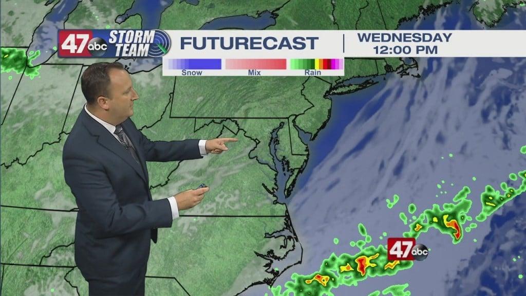 Evening Forecast Video 06.22.21