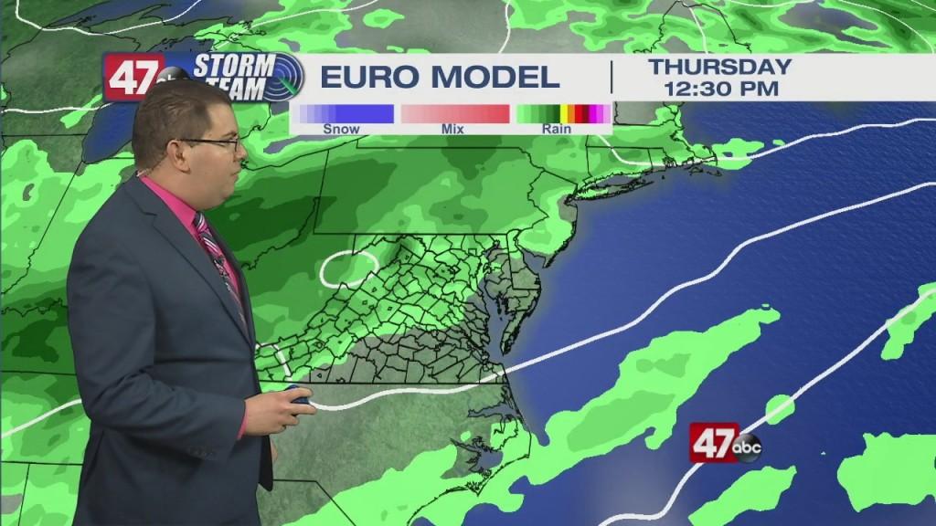 Evening Forecast Video 6.28.21