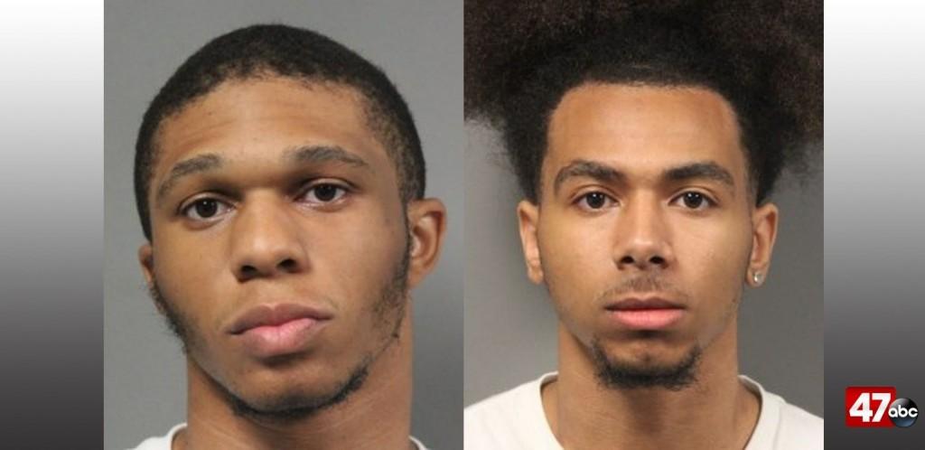 1280 Randall Arrest