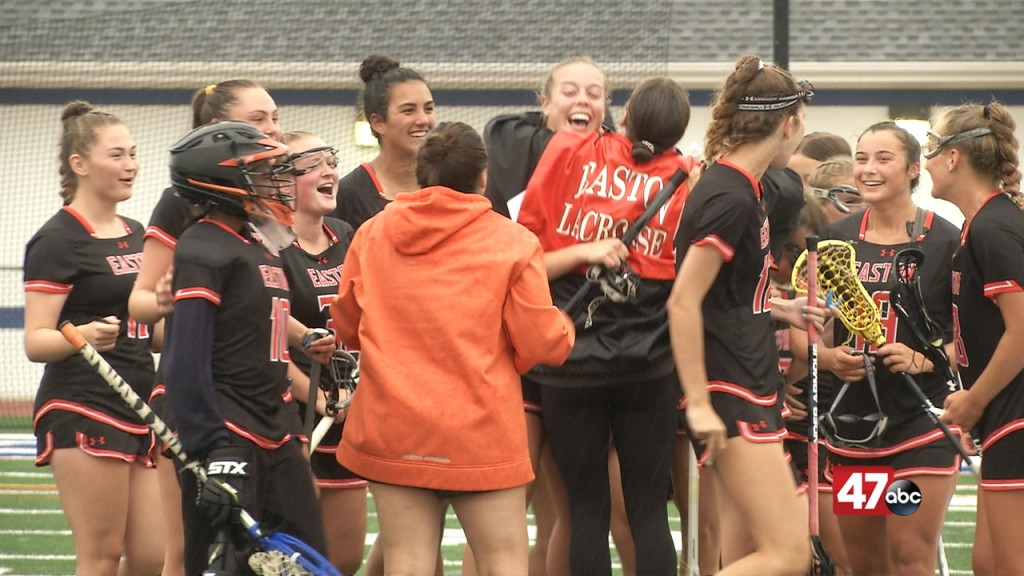 Easton Girls Lacrosse Takes Home Regional Title