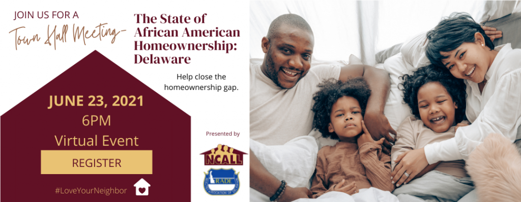 Web Banner The State Of African American Homeownership