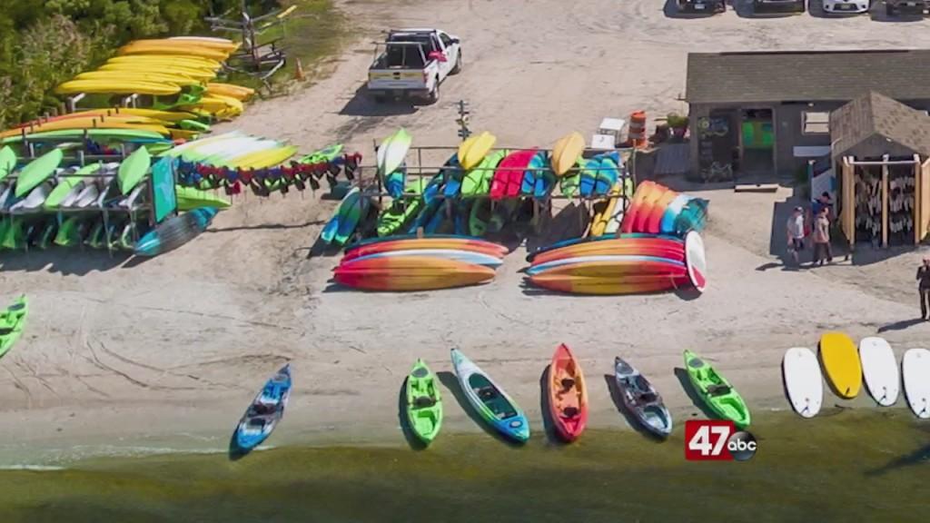 Live Green: Coastal Kayak