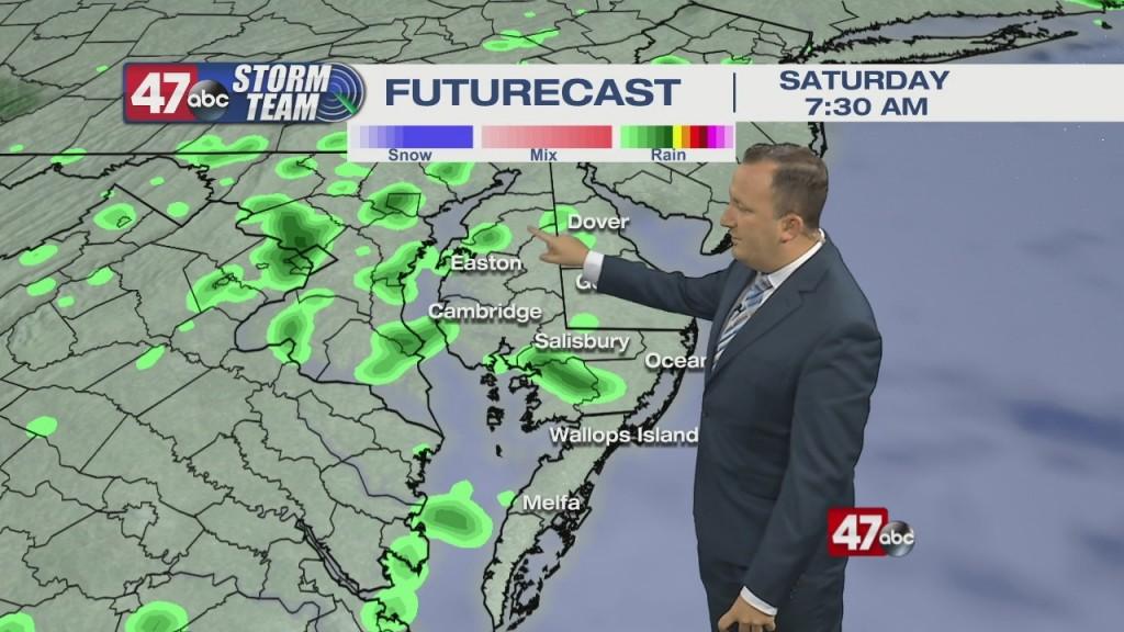 Evening Forecast Video 06.11.21