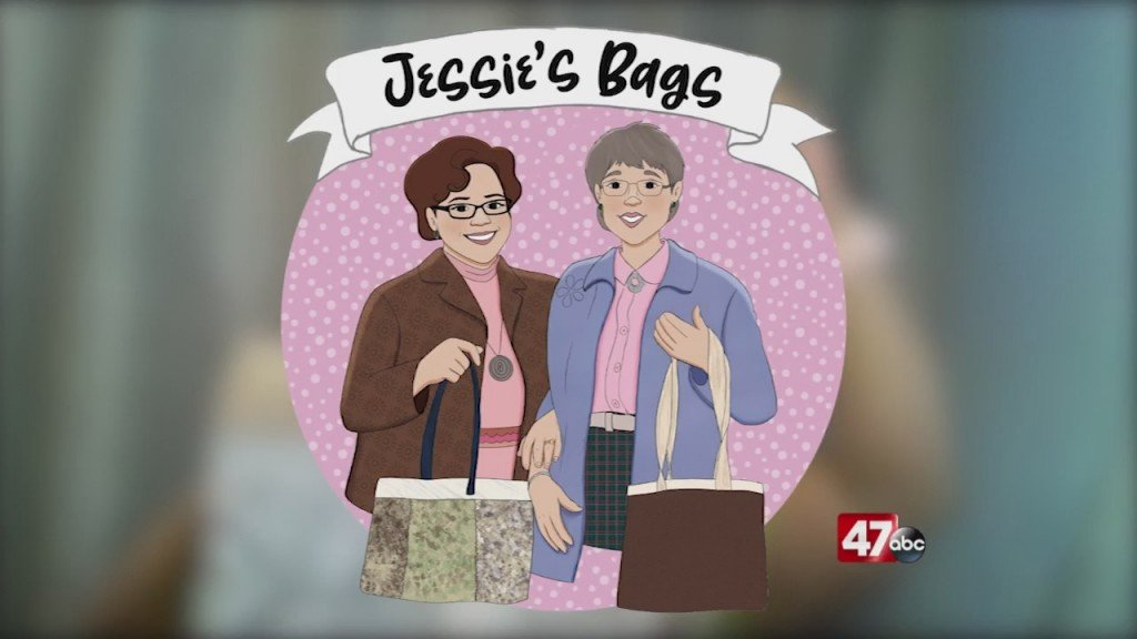 Live Green: Jessie's Bags
